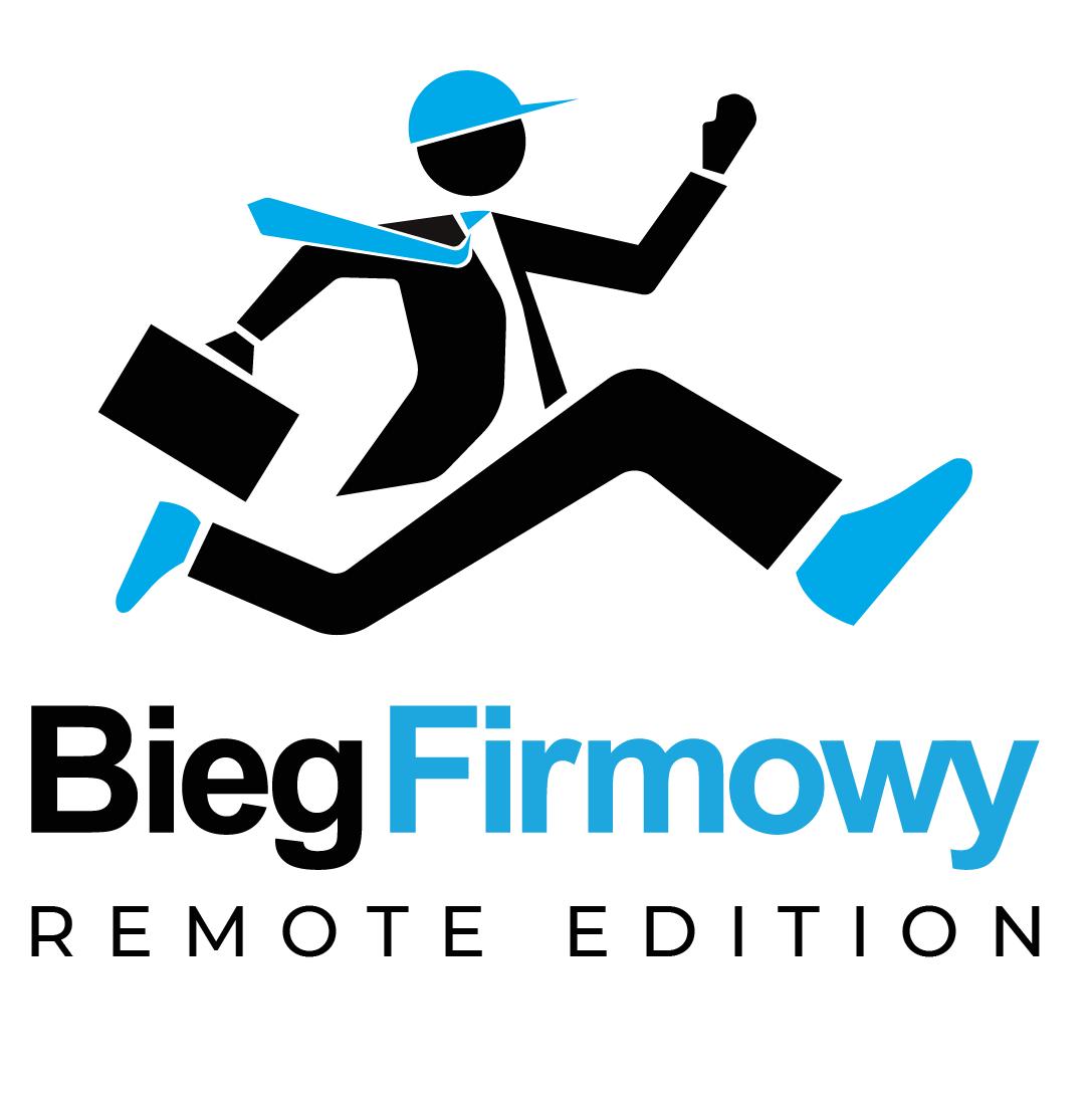 Logo Biegu Firmowego.